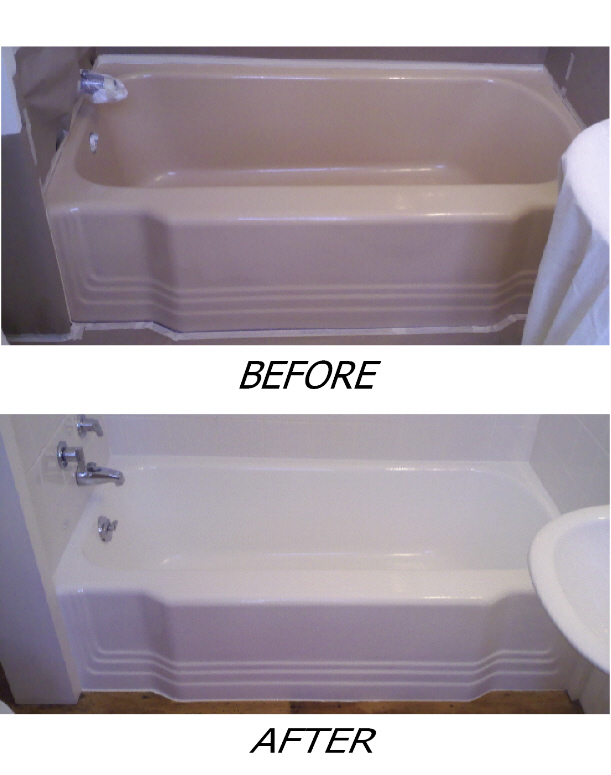 Bathtub & Shower Refinishing | Countertop and Tub RE-NU