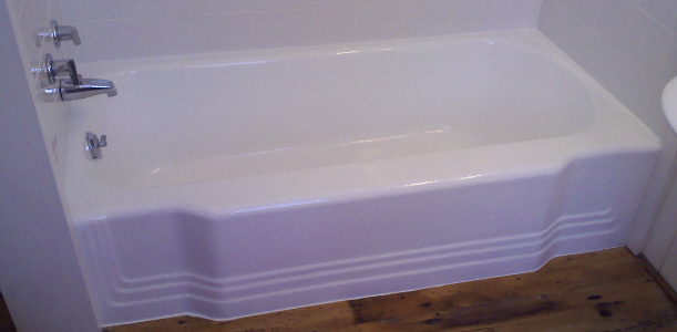 Bathtub & Shower Refinishing