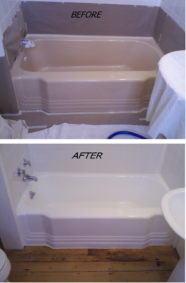 Photo Gallery Refinished Bathtubs Sinks Wall Tile
