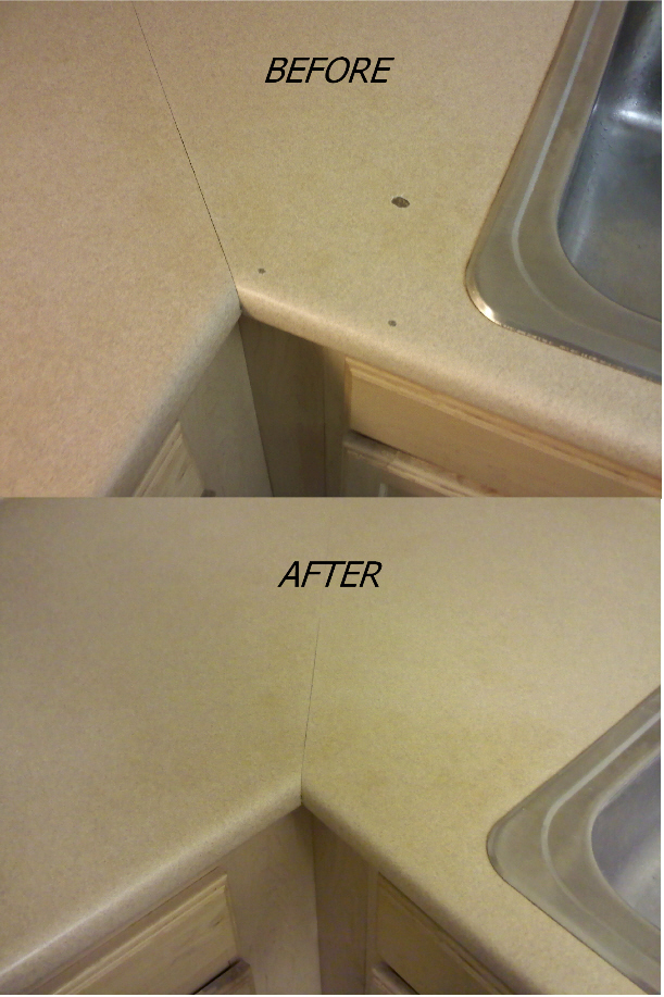 Photo Gallery Refinished Amp Repaired Countertops